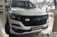 Bán Chevrolet Colorado LT 2.5L 4x2 MT 2018, màu trắng, xe nhập  giá 594 triệu tại Hà Nội