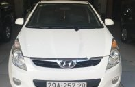 Bán xe Hyundai i20 1.4 AT đời 2011, màu trắng, xe nhập, giá 375tr giá 375 triệu tại Hà Nội