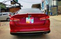 Cần bán lại xe Kia Optima 2.0 AT năm 2016, màu đỏ, nhập khẩu nguyên chiếc, giá 750tr giá 750 triệu tại Hà Nội