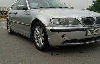 Cần bán lại xe BMW 3 Series 318i AT năm sản xuất 2004, màu bạc  giá 255 triệu tại Hà Nội