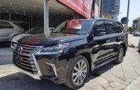 Cần bán gấp Lexus LX 570 2016, màu đen, xe nhập số tự động giá 7 tỷ 300 tr tại Hà Nội