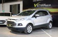 Bán Ford EcoSport Titanium 1.5L AT sản xuất 2015, màu bạc giá cạnh tranh giá 518 triệu tại Tp.HCM