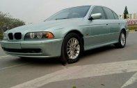 Cần bán BMW 5 Series 525i năm sản xuất 2001, màu xanh lam số tự động giá 229 triệu tại Hà Nội