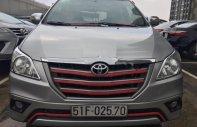 Bán Toyota Innova 2.0E năm 2014, màu bạc, 600tr giá 600 triệu tại Tp.HCM