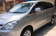Bán ô tô Toyota Innova G năm sản xuất 2007, màu bạc, giá chỉ 348 triệu giá 348 triệu tại Hà Nội
