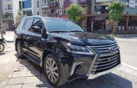 Bán xe Lexus LX570 năm 2016 màu đen, nhập khẩu Mỹ giá 7 tỷ 300 tr tại Hà Nội