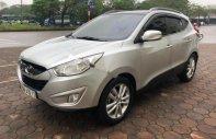 Cần bán Hyundai Tucson LX 2.0 eVGT sản xuất năm 2010, màu bạc, nhập khẩu giá 600 triệu tại Hà Nội