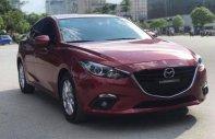 Cần bán lại xe Mazda 3 1.5 AT năm 2017, màu đỏ, 660 triệu giá 660 triệu tại Hà Nội