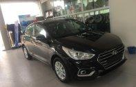 Cần bán xe Hyundai Accent 2018, màu đen giá 425 triệu tại Hà Nội