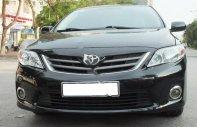 Cần bán lại xe Toyota Corolla XLI 1.6 năm 2011, màu đen, nhập khẩu chính chủ, 550tr giá 550 triệu tại Hà Nội