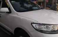 Bán Hyundai Santa Fe sản xuất năm 2009, màu trắng, nhập khẩu giá 540 triệu tại Tp.HCM