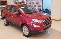 Bán Ford EcoSport 1.5L Titanium đời 2018, màu đỏ giá 640 triệu tại Hà Nội