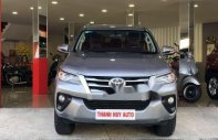 Bán Toyota Fortuner đời 2016, màu xám, giá tốt giá 1 tỷ 20 tr tại Đà Nẵng
