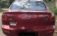 Bán Mazda 3 năm sản xuất 2004, màu đỏ xe gia đình giá cạnh tranh giá 275 triệu tại Lâm Đồng