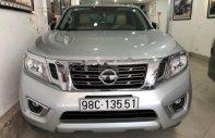 Bán Nissan Navara EL 2.5 AT 2WD năm 2017, màu bạc, xe nhập   giá 590 triệu tại Hà Nội