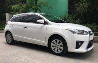 Bán Toyota Yaris G 1.3L năm 2014, màu trắng, nhập khẩu giá 545 triệu tại Hải Phòng