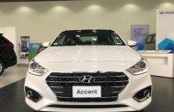 Bán xe Hyundai Accent đời 2018, màu trắng  giá 509 triệu tại Tp.HCM