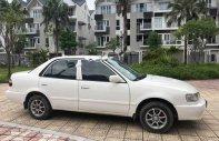 Bán xe Toyota Corolla XLi đời 2001, màu trắng, xe nhập giá 140 triệu tại Hà Nội