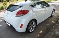 Cần bán gấp Hyundai Veloster 1.6 sản xuất năm 2011, màu trắng xe gia đình, giá 495tr giá 495 triệu tại Đà Nẵng
