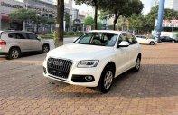 Bán ô tô Audi Q5 năm sản xuất 2016, màu trắng, nhập khẩu giá 1 tỷ 895 tr tại Hà Nội