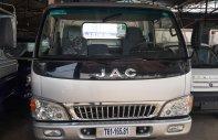 Cần bán xe JAC HFC 2.4 đời 2017, màu trắng giá 195 triệu tại Tp.HCM