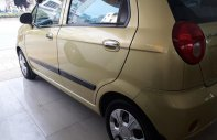 Bán Chevrolet Spark 0.8 AT đời 2009, màu xanh giá 200 triệu tại Tp.HCM