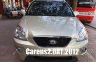 Bán Kia Carens 2.0L, số tự động, màu vàng cát, Sx cuối 2012 giá 415 triệu tại Hà Nội