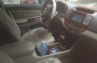 Bán Toyota Camry 3.0 sản xuất năm 2002, màu đen, giá 300tr giá 300 triệu tại Hải Phòng