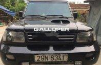 Bán xe Hyundai Galloper năm 2001, màu đen, 125tr giá 125 triệu tại Hà Nội