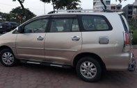 Bán Toyota Innova đời 2010, màu vàng mới 95%, giá 455tr giá 455 triệu tại Hải Dương