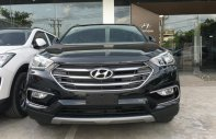 Cần bán xe Hyundai Santa Fe 2018 full dầu đặc biệt, màu đen giá 1 tỷ 120 tr tại Tp.HCM
