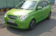 Cần bán gấp Kia Morning 1.0 sản xuất năm 2012, màu xanh lam giá 165 triệu tại Tp.HCM