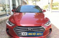 Bán ô tô Hyundai Elantra 2.0 AT đời 2017, màu đỏ giá 690 triệu tại Hà Nội