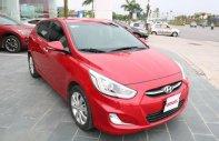 Bán ô tô Hyundai Accent 1.4AT sản xuất năm 2014, màu đỏ, nhập khẩu nguyên chiếc, giá tốt giá 474 triệu tại Hà Nội