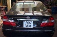 Cần bán Toyota Camry sản xuất năm 2002, màu đen, 300tr giá 300 triệu tại Hải Phòng