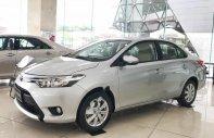Bán xe Toyota Vios 1.5E sản xuất 2018, màu bạc, giá chỉ 490 triệu giá 490 triệu tại Hà Nội