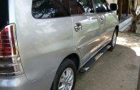 Cần bán xe Toyota Innova G đời 2008, màu bạc giá 355 triệu tại Đà Nẵng