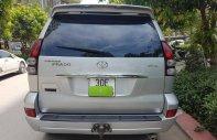 Bán xe Toyota Land Cruiser Prado sản xuất 2007, màu bạc, nhập khẩu giá 715 triệu tại Hà Nội