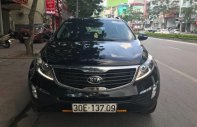 Cần bán xe Kia Sportage Limited 2.0 AT sản xuất năm 2011, màu đen, nhập khẩu nguyên chiếc chính chủ, 570 triệu giá 570 triệu tại Hà Nội