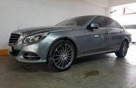 Bán Mercedes E200 2014, màu xám, nhập khẩu nguyên chiếc giá 1 tỷ 220 tr tại Tp.HCM
