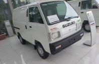Bán xe Suzuki Blind Van tải Van sản xuất năm 2018, màu trắng, hỗ trợ trả góp 80% giá 285 triệu tại Hà Nội