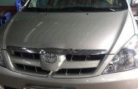 Cần bán xe Toyota Innova G năm 2007, màu bạc, giá chỉ 350 triệu giá 350 triệu tại Tp.HCM