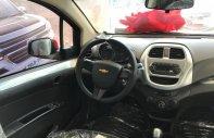 Cần bán xe Chevrolet Spark LS 1.2 MT 2018, màu bạc, giá chỉ 359 triệu giá 359 triệu tại Tp.HCM