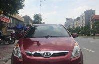 Bán ô tô Hyundai i20 1.4 AT đời 2011, màu đỏ, nhập khẩu nguyên chiếc như mới giá 350 triệu tại Hà Nội