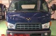 Bán xe tải Hyundai Đô Thành HD 120SL TT 8,1 tấn, NK Hàn Quốc, hỗ trợ trả góp lên tới 90%, miễn 100% phí trước bạ giá 705 triệu tại Tp.HCM