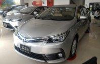 Bán Corolla Altis 1.8 E số sàn, sản xuất 2018, trả trước 15% nhận xe ngay giá 658 triệu tại Tp.HCM