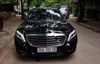 Bán xe Mercedes S400L đời 2014, màu đen số tự động giá 2 tỷ 680 tr tại Hà Nội
