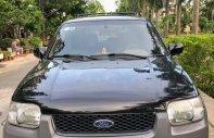 Bán Ford Escape năm sản xuất 2003, màu đen số sàn giá cạnh tranh giá 230 triệu tại Tp.HCM