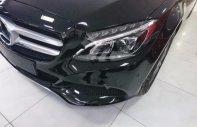 Cần bán xe Mercedes C200 đời 2018, màu đen giá 1 tỷ 400 tr tại Hà Nội