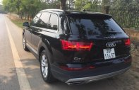 Bán xe Audi Q7 2.0 AT sản xuất 2016, màu đen, nhập khẩu ít sử dụng giá 3 tỷ 200 tr tại Hà Nội
